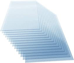 Amazon Co Uk Greenhouse Polycarbonate Sheets