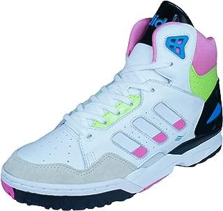 adidas Originals Bankshot Womens Basketball Trainers/Shoes - White