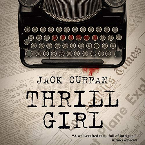 Thrill Girl  By  cover art