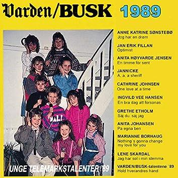 Varden/Busk - talentene 1989