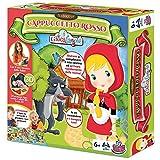 Grandi Giochi gg90200–Juegos de Caja Caperucita Rojo