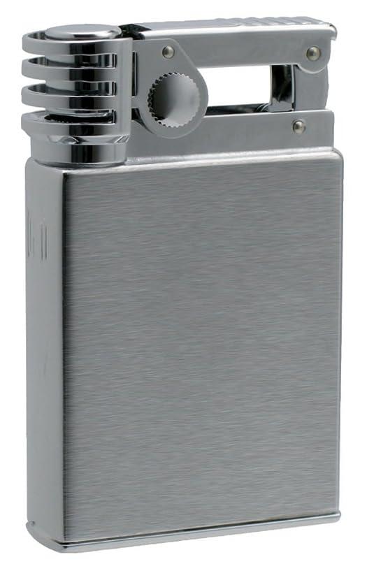 社会征服する反論者MARVELOUS(マーベラス) オイルライター Type-L/W 日本製 風防付き クローム