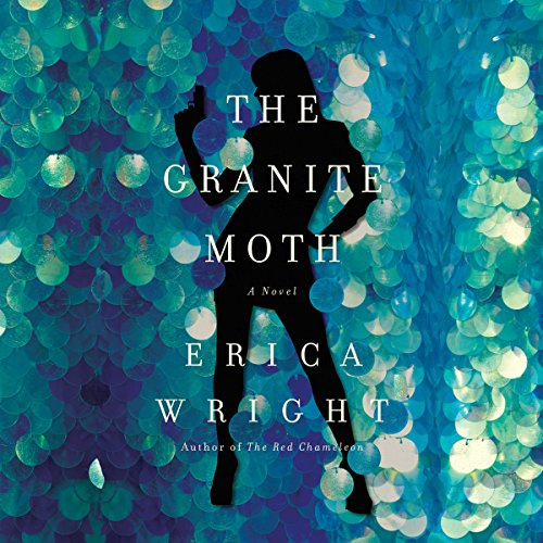 The Granite Moth audiobook cover art