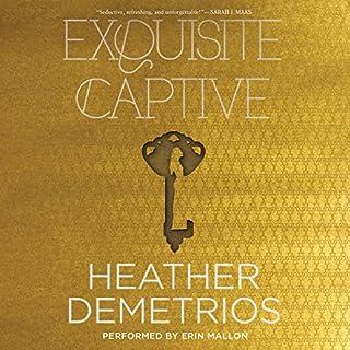 Exquisite Captive     Dark Caravan Cycle, Book 1              De :                                                                                                                                 Heather Demetrios                               Lu par :                                                                                                                                 Erin Mallon                      Durée : 13 h et 43 min     Pas de notations     Global 0,0