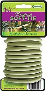 Tierra Garden 50-3000 Haxnicks Original Soft Tie, 16.4', Green