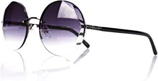 Hawk Kadın Güneş Gözlükleri HW 1690 02, Gümüş/Füme, 60
