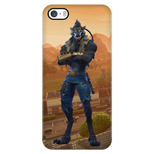 hot sale online 62034 2c450 iPhone 5 Fortnite Case: Amazon.com