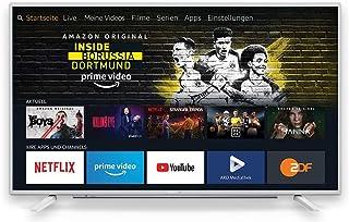 Grundig Vision 6   Fire TV (32 GFW 6060) 80 cm (32 Zoll) Fernseher (Full HD, Alexa Sprachsteuerung, Magic Fidelity) weiß [Modelljahr 2019]