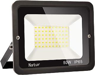 IP65 Wasserdicht 1700LM LED Aussenstrahler Flutlicht f/ür Garten Garage Sportplatz usw Hengda LED Strahler 20W Tageslichtwei/ß Superhell LED Fluter