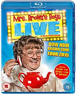 Mrs. Brown's Boys Live - How Now Mrs. Brown Cow! Tour