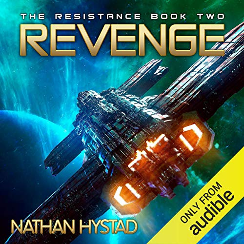 Revenge audiobook cover art