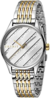 ES1L029M0075 E.ASY Two Tone Gold Silver MB Ladies Watch