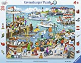 Ravensburger 06152 A Day at The Harbour