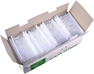 """Clothing Garment Price Label Standard Tagging Barbs 2"""" Box of 5000 Pieces"""
