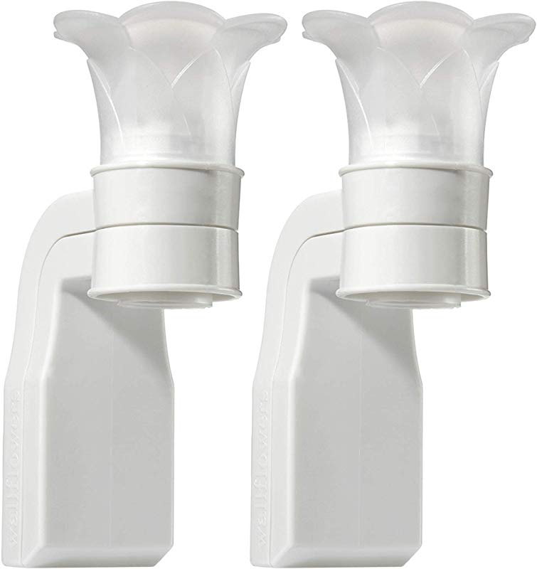 Bath Body Works White Wallflowers Pluggable Home Fragrance Diffuser Pack Of 2