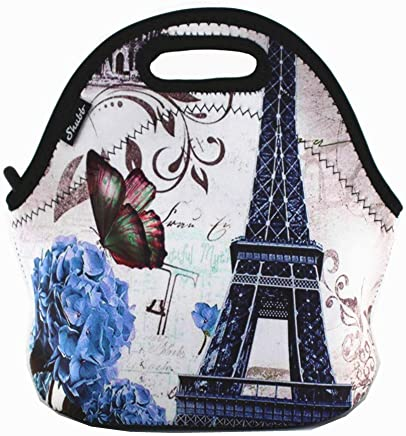 a2a7391bdc Shubb Lunch Bags, Insulated Lunch Bag, Neoprene Lunch Tote Boxes for Women  Men Kids