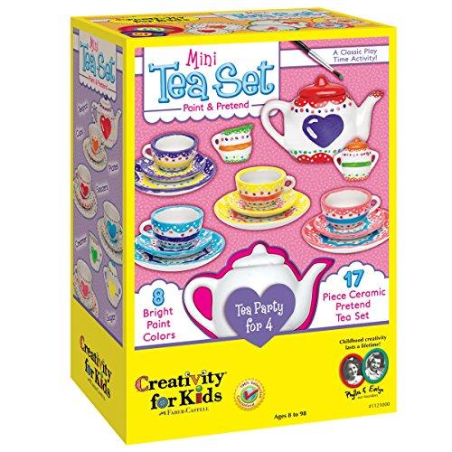 Faber-Castell Ensemble de thé Mini Kit-