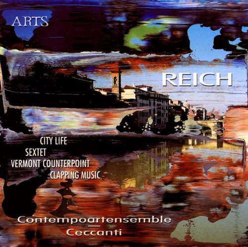 Sextet For Percussion & Keyboards: I. (Bars 1-95) (Reich)