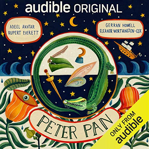 Couverture de Peter Pan