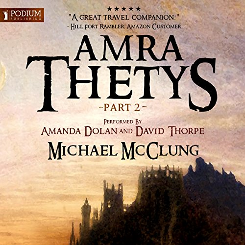 Amra Thetys, Part II audiobook cover art