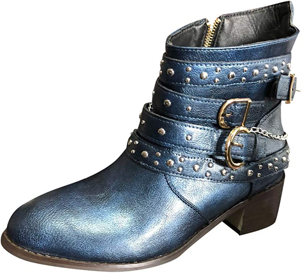 Women's Western Boots RQWEIN Pointy Ankle Cowboy Oklahoma City Mall Branded goods Toe Bo