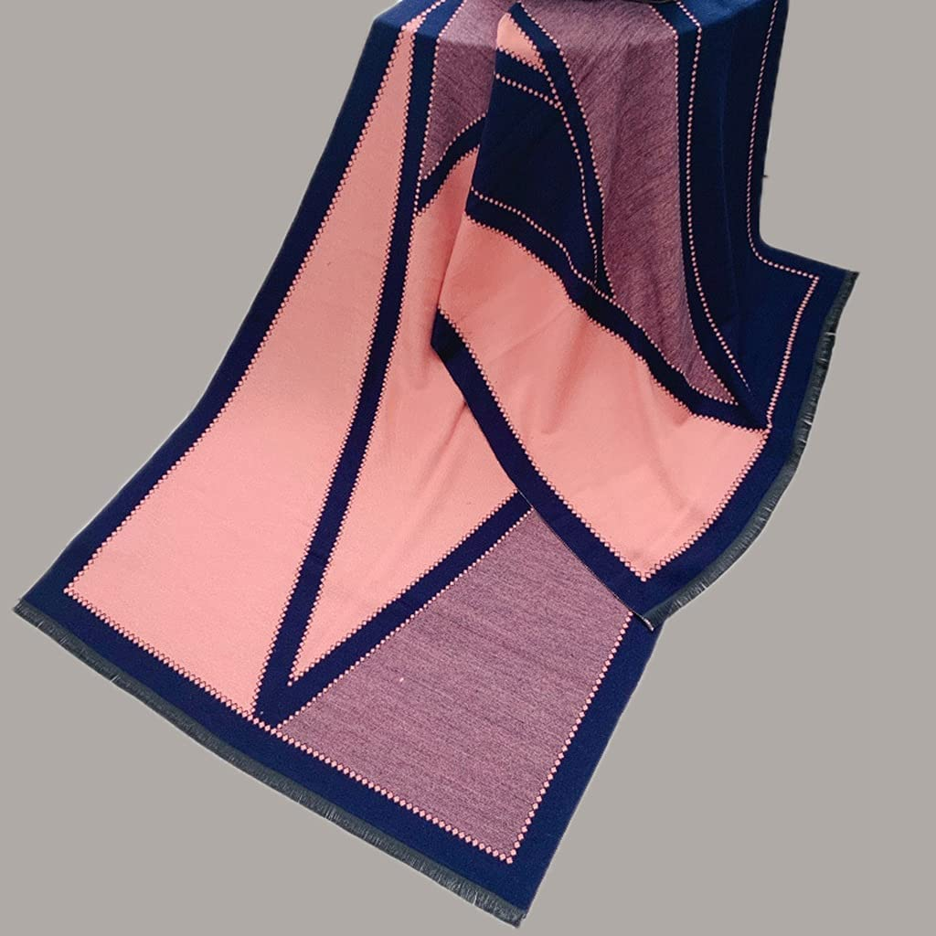 GYZCZX Cashmere Classic Shawl Winter Scarf Bombing new work Pashmina for Women L