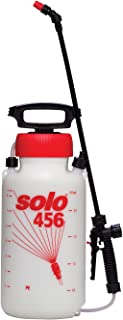 SOLO 456 2.25 Gallon Professional Handheld Sprayer with Carrying Strap, 2-1/4 Gallon, White