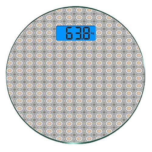 Escala digital peso corporal precisión