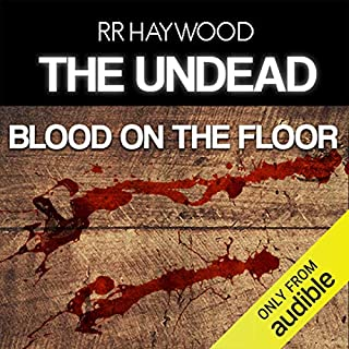 Blood on the Floor                   By:                                                                                                                                 R. R. Haywood                               Narrated by:                                                                                                                                 Rachel Hine                      Length: 14 hrs and 9 mins     202 ratings     Overall 4.2