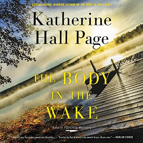 The Body in the Wake audiobook cover art