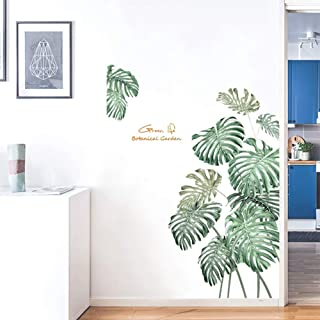 Details about  /Vinyl Wall Decal Exotic Flowers Buds Beach Style Stickers 2829ig