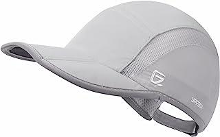 کلاه های ورزشی بدون ساختار کلاه مخصوص دویدن GADIEMKENSD UPF 50 تاشو در فضای باز تاشو
