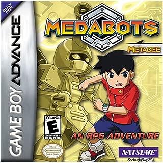 medabots game boy advance