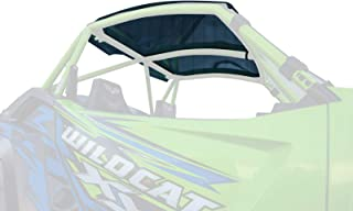 SuperATV Heavy Duty Dark Tinted Roof for Textron Wildcat XX (2018+) - Easy to Install!