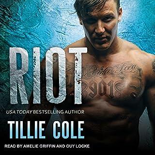 Riot     Scarred Souls Series, Book 4              Auteur(s):                                                                                                                                 Tillie Cole                               Narrateur(s):                                                                                                                                 Amelie Griffin,                                                                                        Guy Locke                      Durée: 11 h et 15 min     Pas de évaluations     Au global 0,0