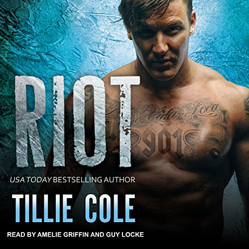 Riot audiobook cover art