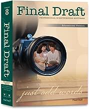 Final Draft Educational Version V.8