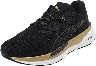 PUMA Eternity Nitro WNS Adults-Women Running Shoes(UK 6-Black)