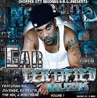 Gar: Certified Muzik