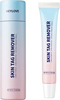 Skin Tag Remover, Warts & Mole Remover Cream- Quickly and Easily Remove Common Skin Tag, Wart and Callus - Enriched with A...
