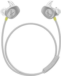 Bose SoundSport 无线耳机-柠檬黄 wireless 耳塞式蓝牙耳麦 运动耳机 智能耳机