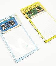 Livsmart iPhone Shape Fridge Magnetic Memo Pad (White Board Pen Includes)