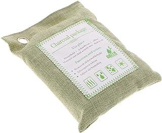 Baosity Fresh Air Natural Fresh Absorbs, Charcoal Odors, Home, Cars, Closets Bathrooms and Pet Areas, Air Freshener Bag 1x...