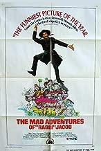 Mad Adventures of Rabbi Jacob 1974 Authentic, Original 27x41