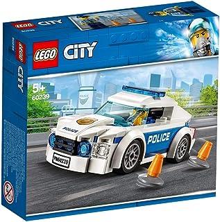 LEGO City Police Patrol Car 60239 Building Kit