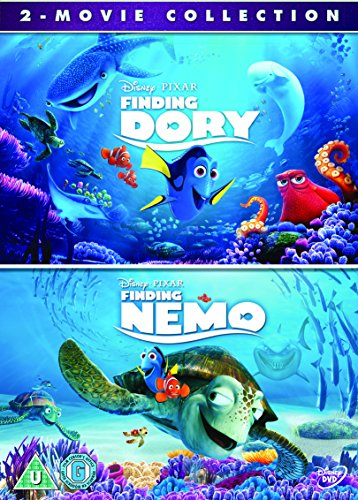 Finding Nemo / Finding Dory double pack [UK Import]