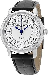 Frederique Constant Zodiac Leather Automatic Mens Watch FC-724CC4H6