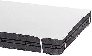 comprar comparacion Bedecor Protector de colchón,100% algodón Impermeable,Transpirable 150 x 190/200 cm
