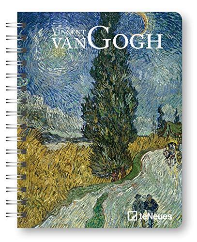 Vincent van Gogh 2022 - Diary - Buchkalender - Taschenkalender - 16,5x21,6: Diary