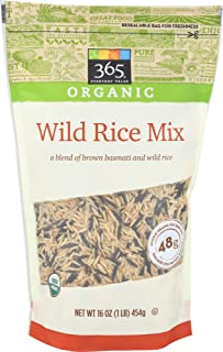 365 Everyday Value, Organic Wild Rice Mix, 16 oz